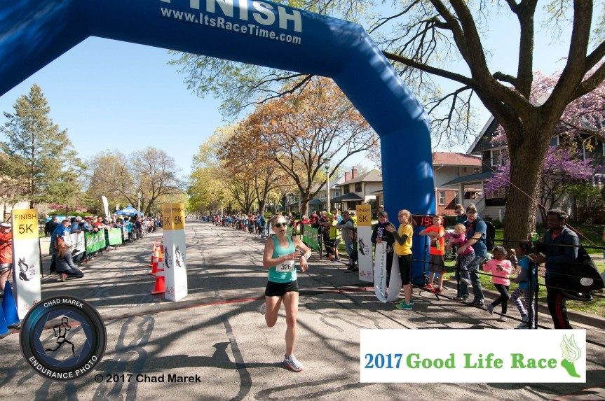 Good Life 5k race recap and why getting injured may have been one of the best things that could have happened to me…